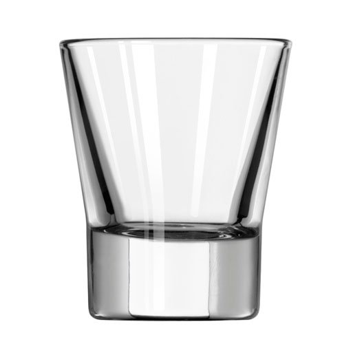 Libbey 11110722 2.25-oz Series V65 Shooter Glass