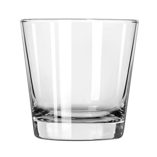 Libbey 124 5.5-ozHeavy Base Old Fashion Dessert Glass - Safedge Rim
