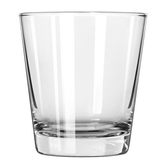 Libbey 127 6.5-oz Heavy Base Old Fashion Glass - Safedge Rim Guarantee
