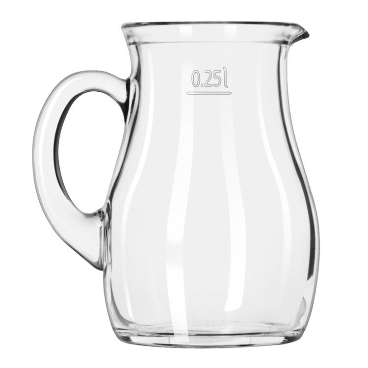 Libbey 13129021 8.5-oz Pitcher