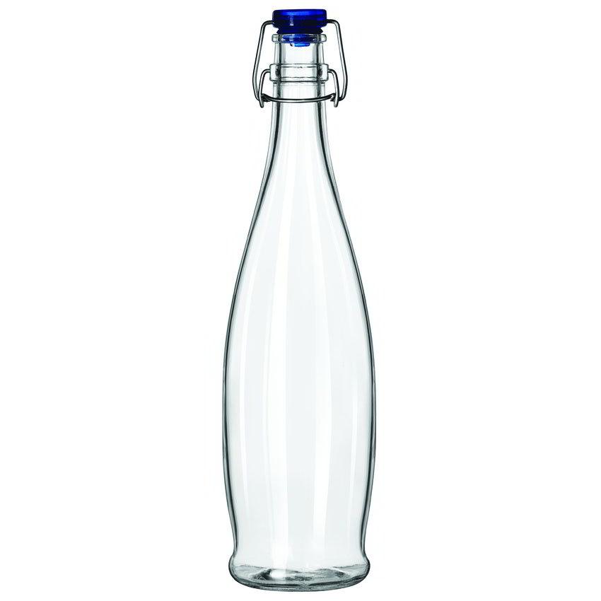 Libbey 13150020 33.87-oz Water Bottle - Wire Ball Lid