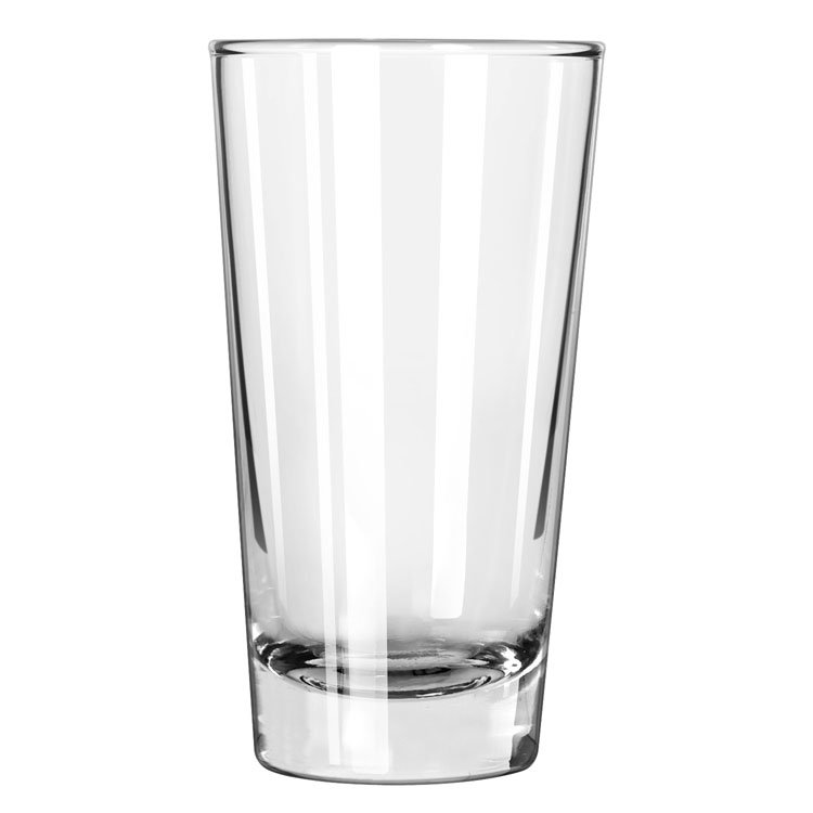Libbey 131 6.5-oz Diplomat Heavy Base Hi-Ball Glass - Safedge Rim Guarantee