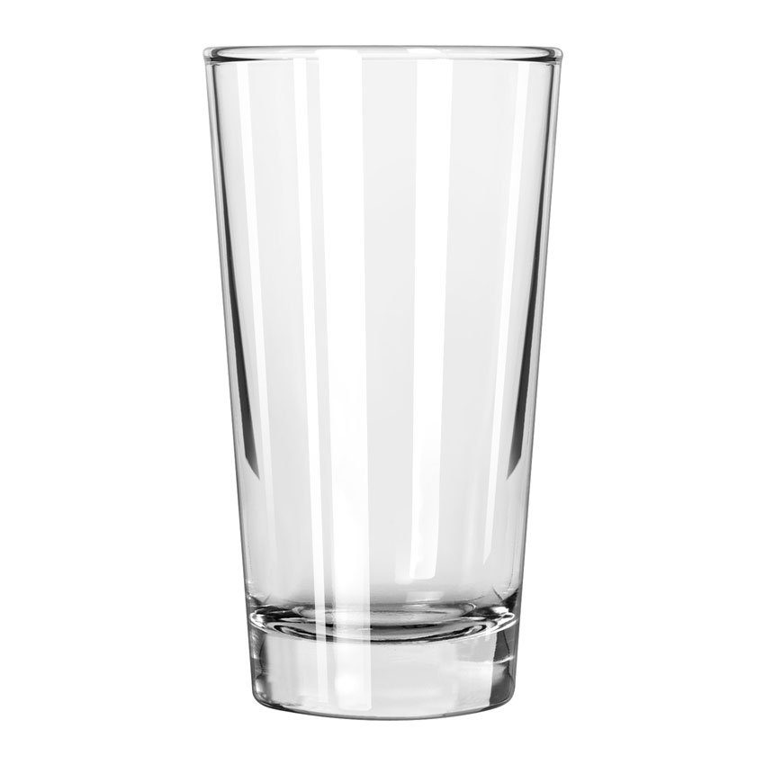 Libbey 133 9-oz Heavy Base Hi-Ball Glass - Safedge Rim Guarantee