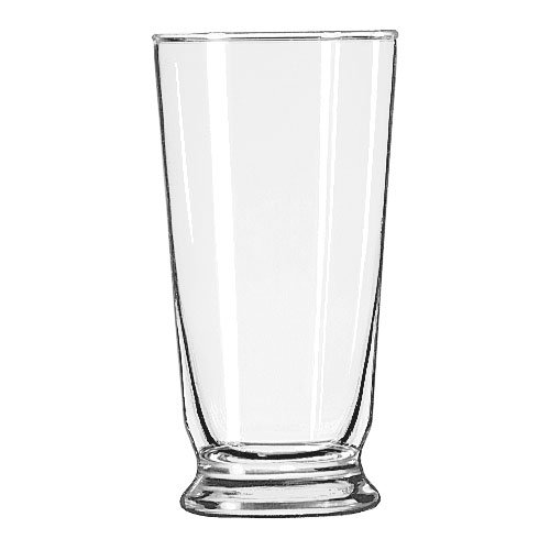 Libbey 1452HT 14-oz Footed Soda Glass - Safedge Rim Guarantee