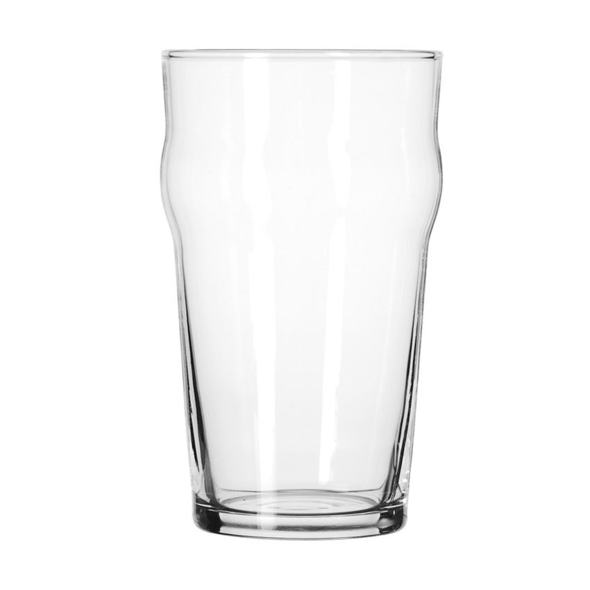 Libbey 14801HT 20-oz DuraTuff English Pub Glass