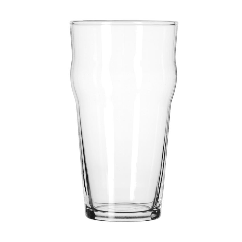 Libbey 14806HT 16-oz DuraTuff English Pub Glass