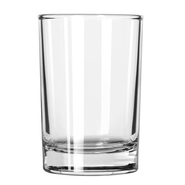 Libbey 149 5.5-oz Heavy Base Side Water Glass - Safedge Rim Guarantee