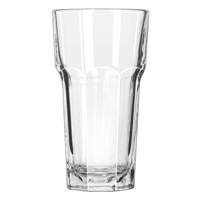 Libbey 15235 12-oz DuraTuff Gibraltar Cooler Glass