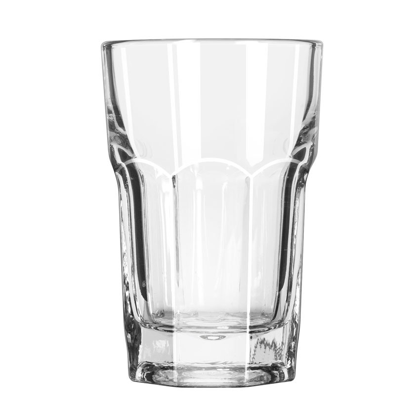 Libbey 15236 9-oz DuraTuff Gibraltar Hi-Ball Glass
