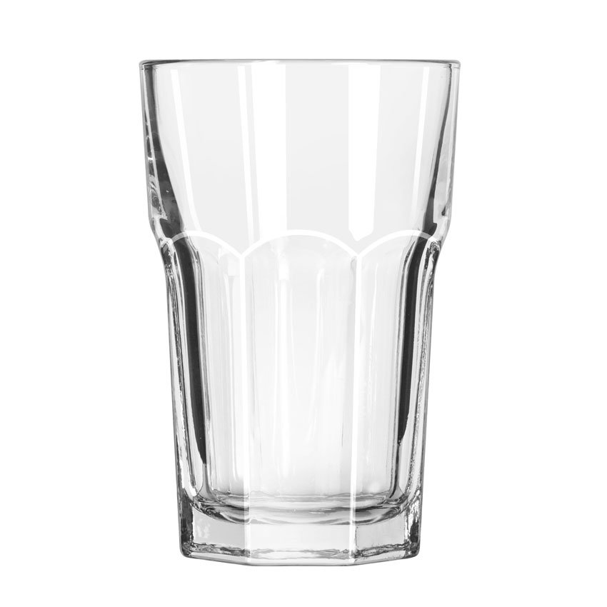 Libbey 15237 10-oz DuraTuff Gibraltar Beverage Glass