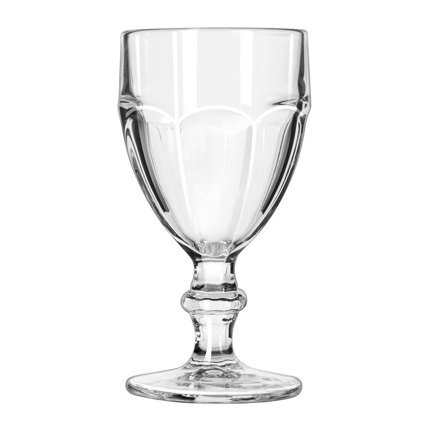 Libbey 15246 8.5-oz DuraTuff Gibraltar Wine Glass