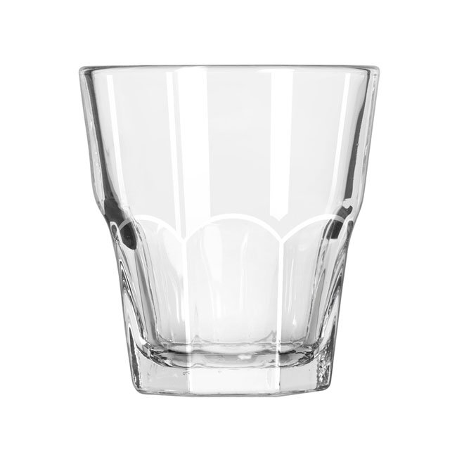 Libbey 15249 5.5-oz DuraTuff Gibraltar Rocks Glass