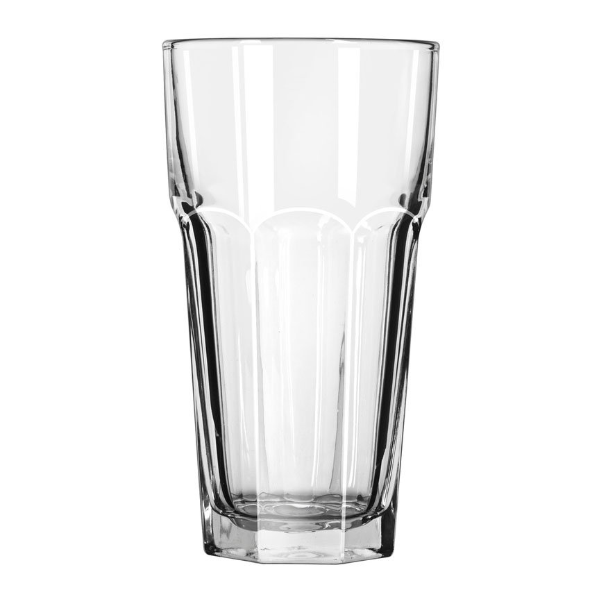 Libbey 15253 22-oz DuraTuff Gibraltar Iced Tea Glass