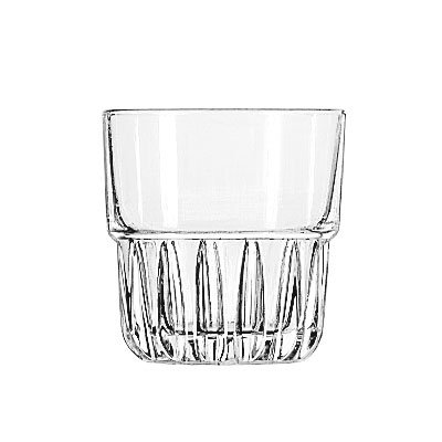 Libbey 15432 7-oz DuraTuff Everest Rocks Glass