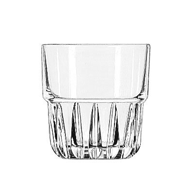 Libbey 15433 8-oz DuraTuff Everest Rocks Glass