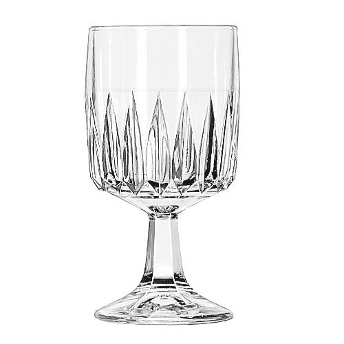 Libbey 15464 8.5-oz DuraTuff Winchester Wine Glass
