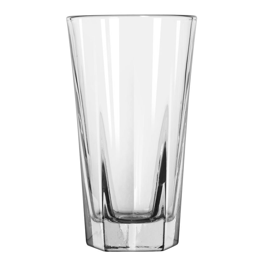 Libbey 15478 10-oz DuraTuff Inverness Beverage Glass