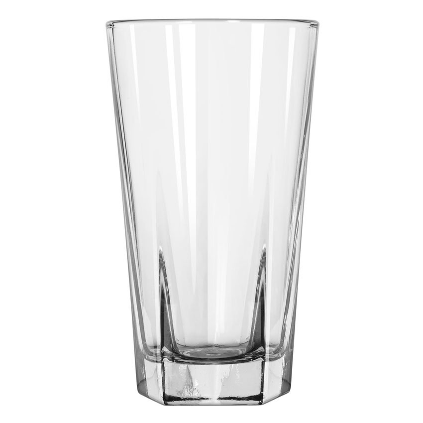Libbey 15483 12-oz DuraTuff Inverness Beverage Glass