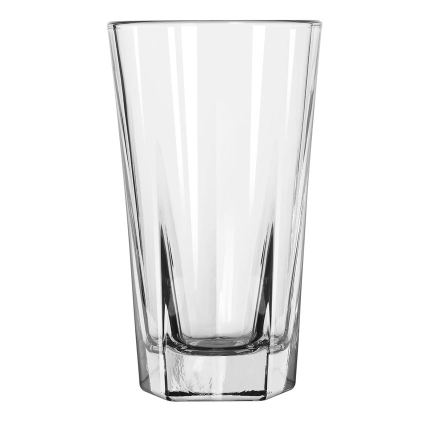 Libbey 15485 9-oz DuraTuff Inverness Hi-Ball Glass