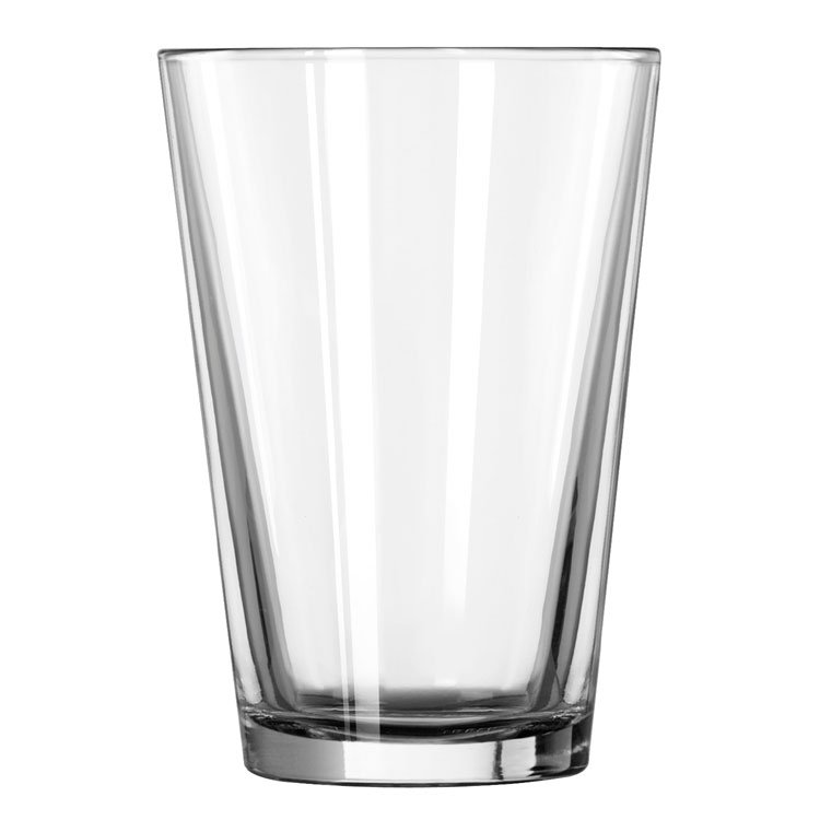 Libbey 15585 9-oz DuraTuff Restaurant Basics Hi-Ball Glass - Safedge Rim