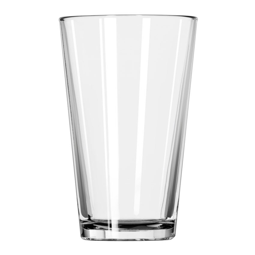 Libbey 15588 12-oz DuraTuff Restaurant Basics Beverage Glass
