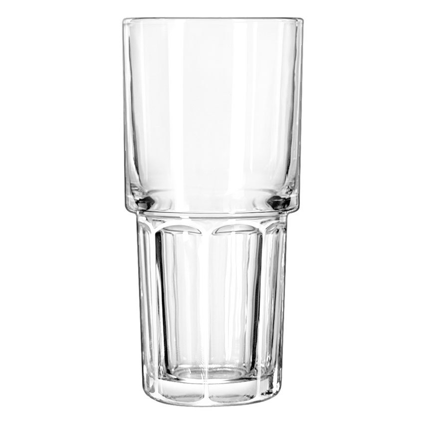Libbey 15651 16-oz DuraTuff Gibraltar Stackable Casual Cooler Glass