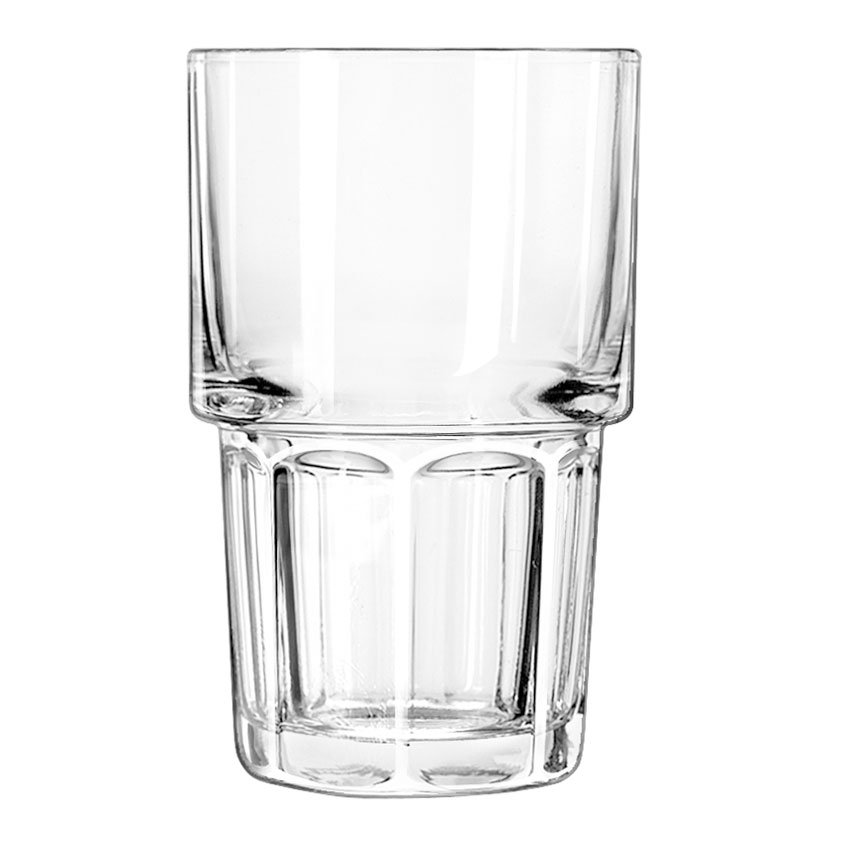 Libbey 15654 12-oz DuraTuff Gibraltar Stackable Beverage Glass
