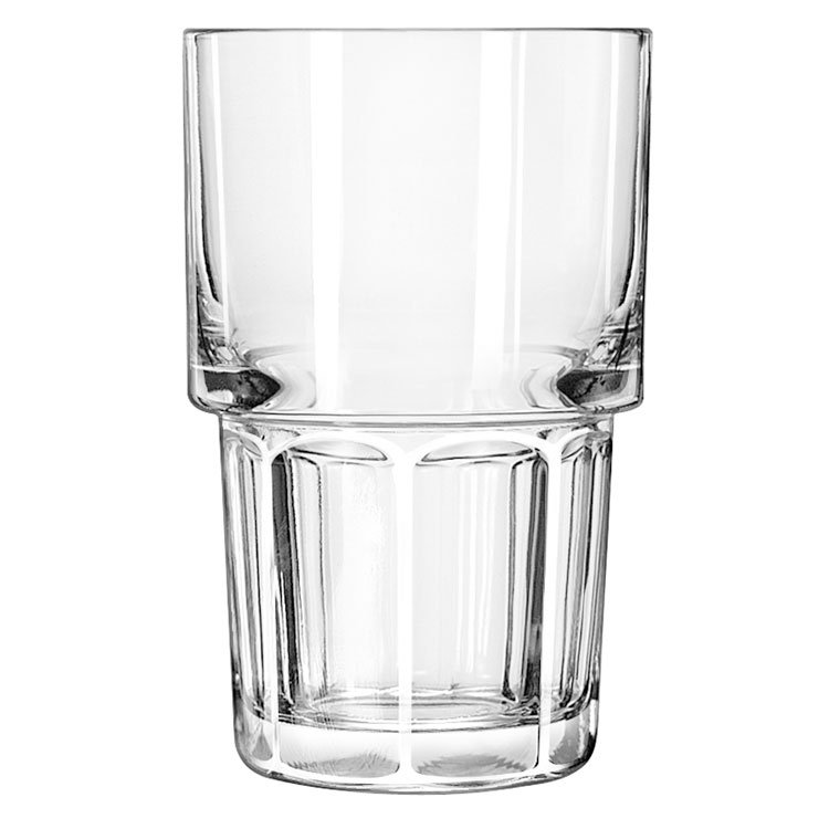 Libbey 15656 9-oz DuraTuff Gibraltar Stackable Hi-Ball Glass