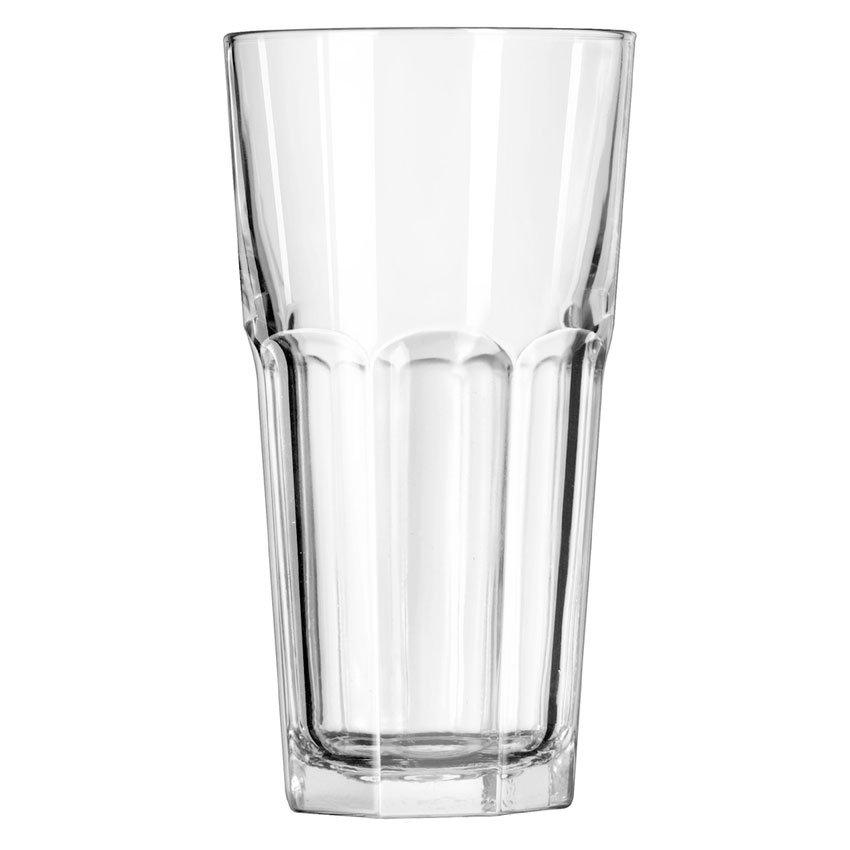 Libbey 15665 20-oz DuraTuff Gibraltar Cooler Glass