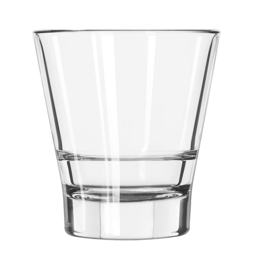 Libbey 15712 12-oz DuraTuff Endeavor Double Old Fashioned Glass