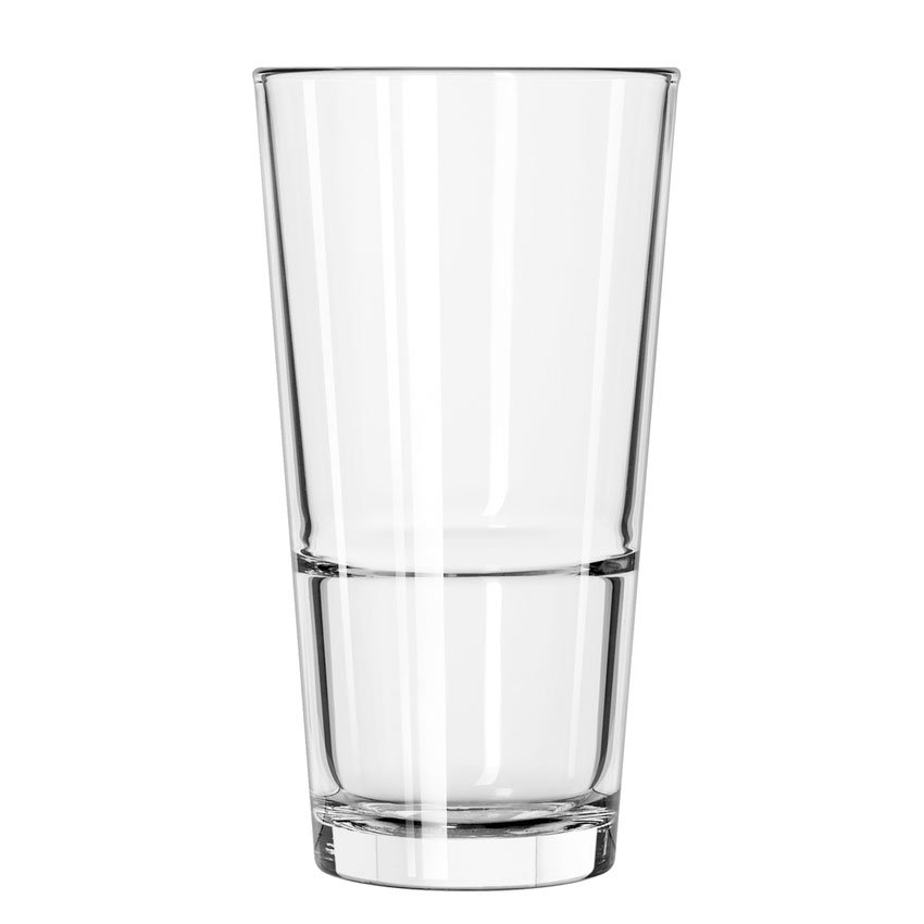 Libbey 15730 17.25-oz DuraTuff Restaurant Basics Stackable Pub Glass