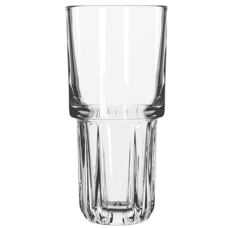 Libbey Glass 15765 12-oz DuraTuff Everest Beverage Glass - Clear