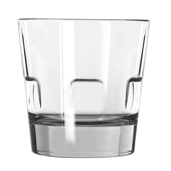 Libbey 15963 12-oz Optiva Double Old-Fashioned Glass