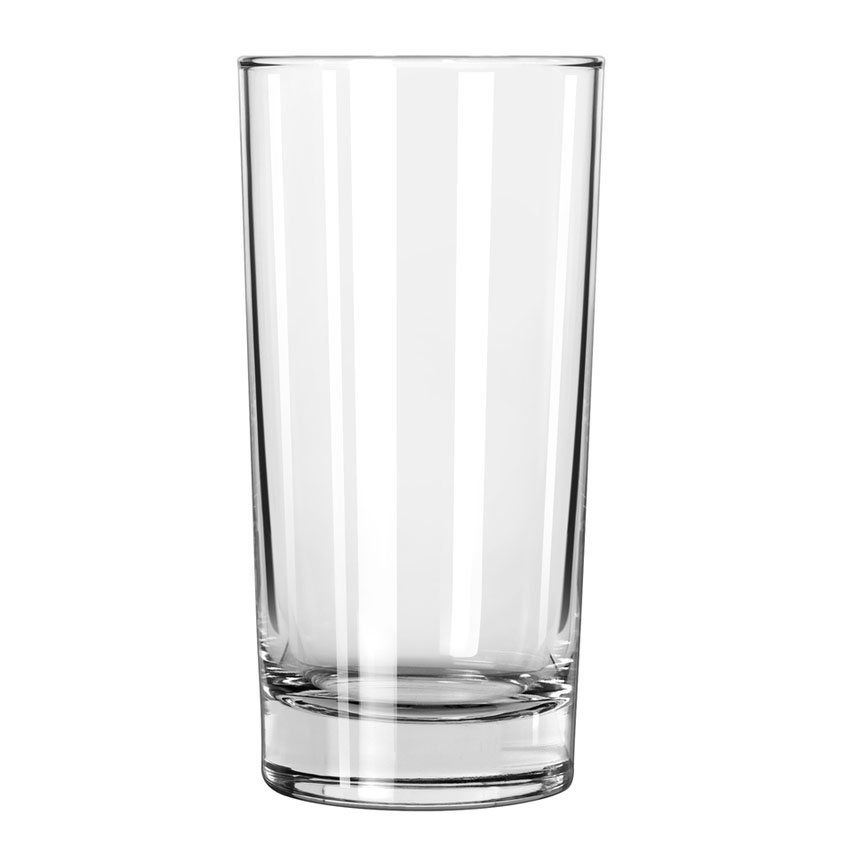 Libbey 159 12.5-oz Heavy Base Beverage Glass - Safedge Rim Guarantee
