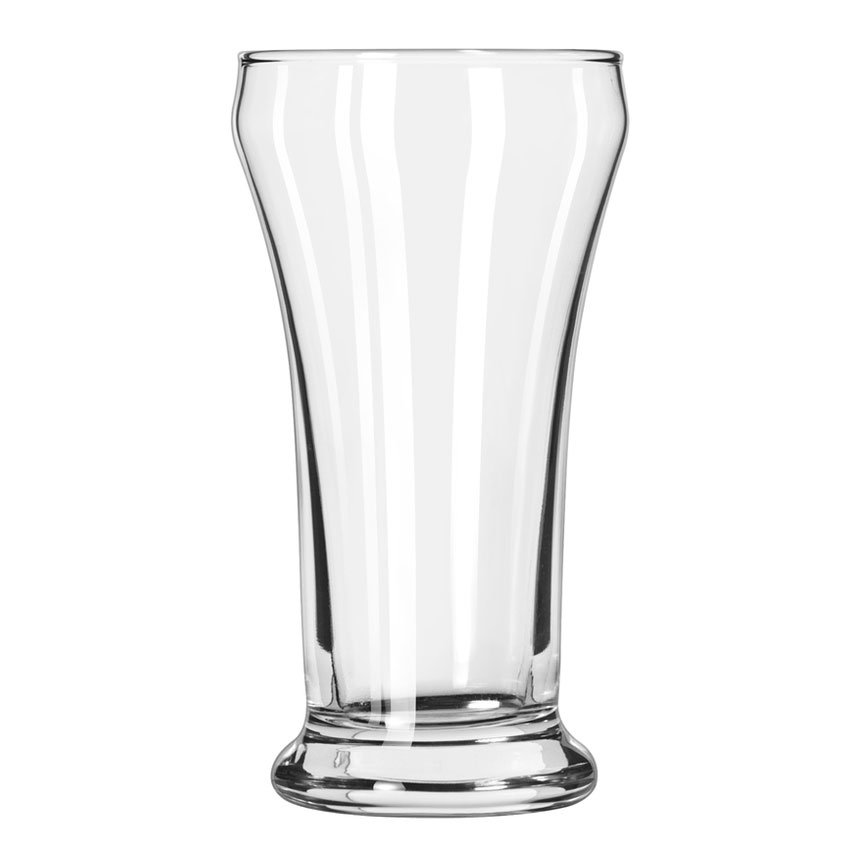 Libbey 15 7-oz Heavy Base Pilsner Glass - Safedge Rim Guarantee