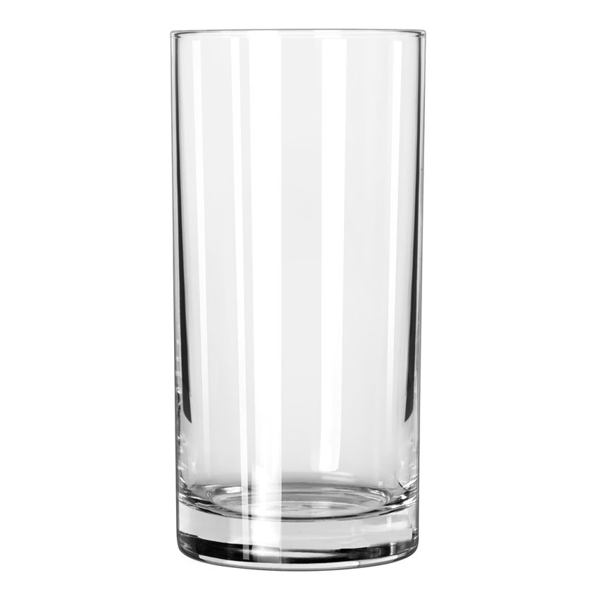Libbey 161 10.25-oz Heavy Base Hi-Ball glass - Safedge Rim Guarantee