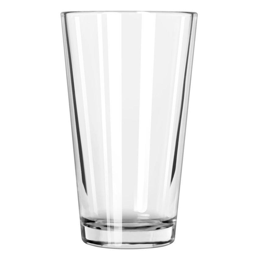 Libbey 1637HT 20-oz Restaurant Basics DuraTuff Mixing Glass