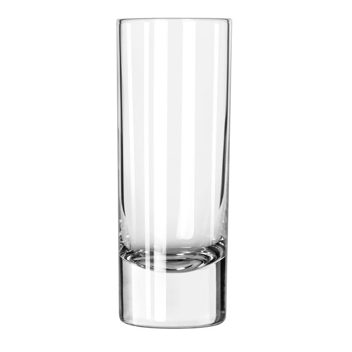 Libbey 1650SR 2.5-oz Super Sham Tall Cordial Shot Glass - Sheer Rim