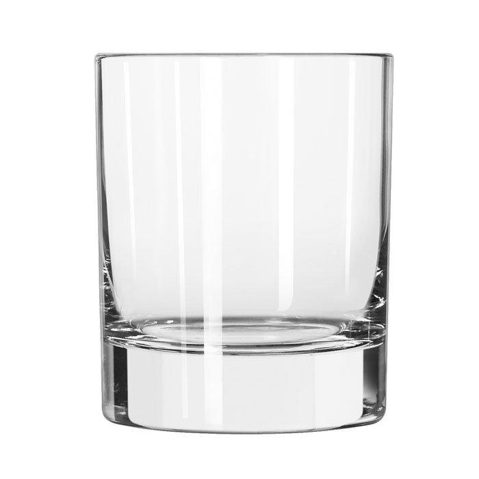 Libbey 1653SR 9-oz DuraTuff Super Sham Rocks Glass - Sheer Rim