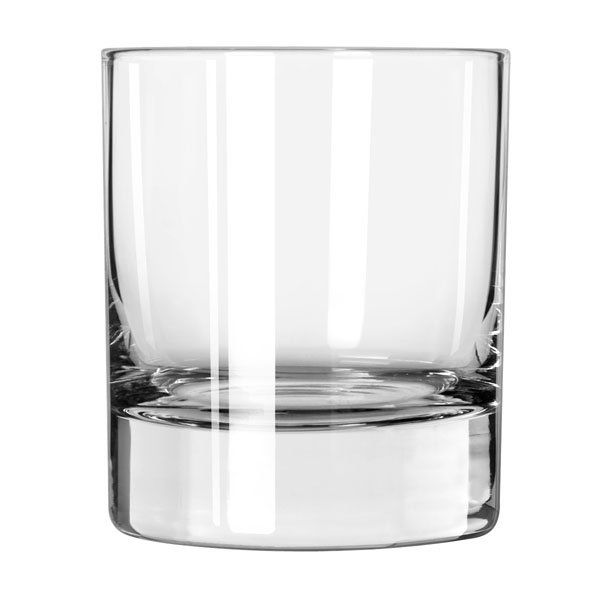 Libbey 1654SR 7-oz DuraTuff Super Sham Rocks Glass - Sheer Rim
