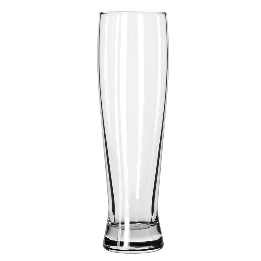 Libbey 1692 23-oz Tall Beer Pilsner - Heavy Sham