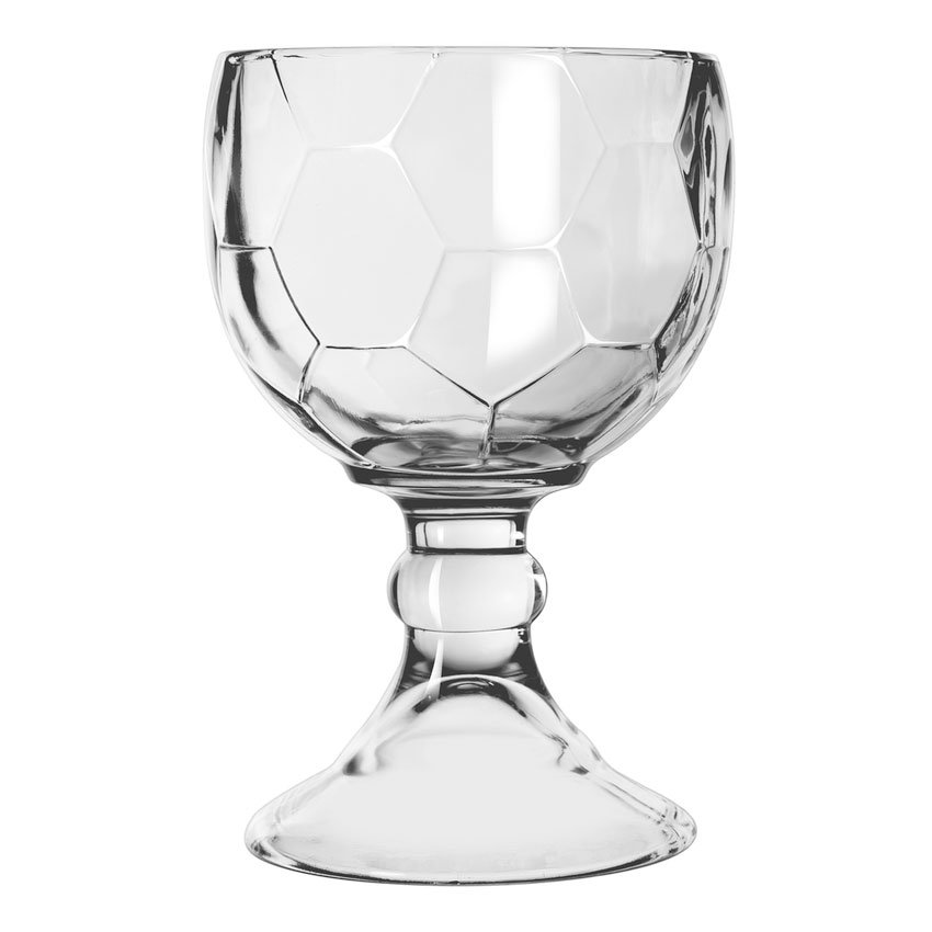 Libbey Glass 1702967 21-oz Soccer Schooner - Clear