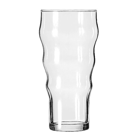 Libbey 1713HT 15.5-oz Governor Clinton Soda Glass - Safedge Rim