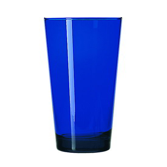Libbey 171B 17.25-oz Flared Cobalt Cooler Glass