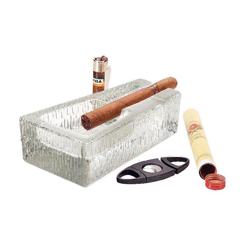 Libbey 1783682 Glass Cigar Ash Tray