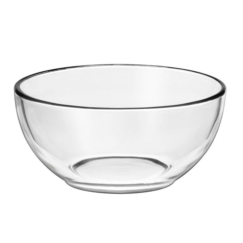 Libbey 1789268 26.75-oz Crisa Moderno Tempered Glass Cereal Bowl