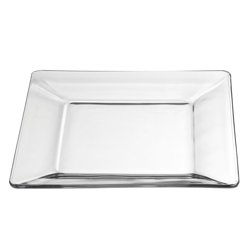 Libbey 1794708 10 Tempo Square Dinner Plate