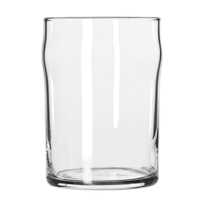 Libbey 1910HT 10-oz NO-NIK Room Tumbler Glass - Safedge Rim