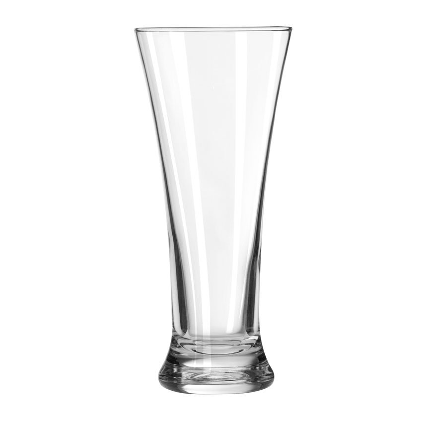 Libbey 19 11.5-oz Hourglass Design Pilsner Glass - Safedge Rim Guarantee