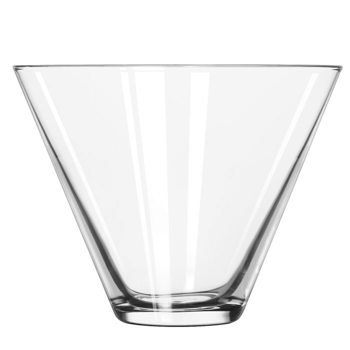 Libbey 224 13.5-oz Stemless Martini Glass